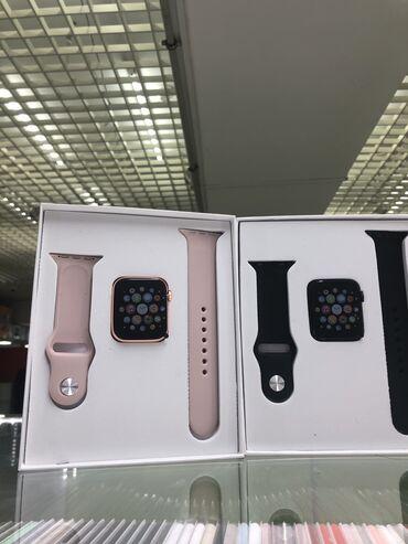 vakansii apple в Кыргызстан: T500 apple watch. Качество люкс. Бесплатная доставка по городу