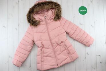 Дитяча куртка з капюшоном Zara, вік 8 р., на зріст 128 см   Довжина: 5
