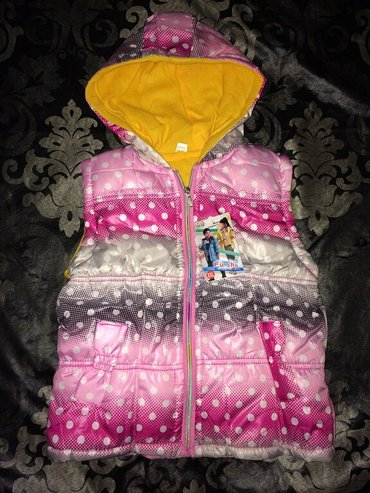 Шапка минимаус(ручная вязка), 2/3г.-450, балеро на 5/7л.-500, куртка(  в Бишкек - фото 3