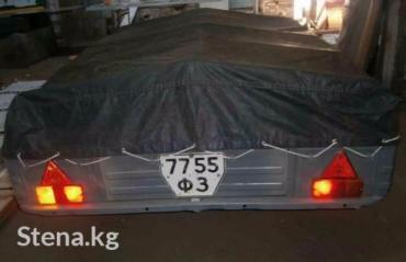 Легковой автоприцеп в Бишкек