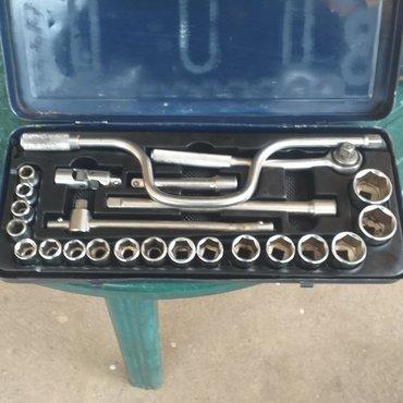 Malo koristen unior set gedora od 24 dela.gedore su veličine od