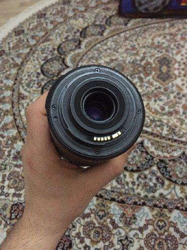 Obyektivlər və filtrləri Azərbaycanda: Çox az istifade olunmus canon 55-250 lens satilir. Alinan gunnen 5 def