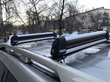 багажники на авто in Кыргызстан | АКСЕССУАРЫ ДЛЯ АВТО: Thule Deluxe 727Крепления для 4х сноубордов или для 6 пар лыж.Багажник