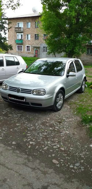 Volkswagen Golf 2004 в Бишкек