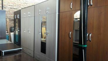 Новые шкафы и компютерные стол договорные в Бишкек