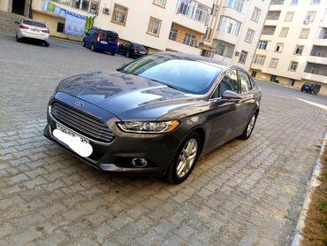 Masin ucun monitor - Azərbaycan: Ford Fusion 1.6 l. 2013 | 118000 km