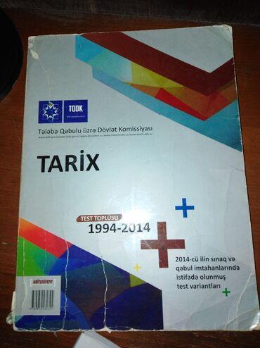 tqdk test toplusu в Азербайджан: Tarix test toplusu