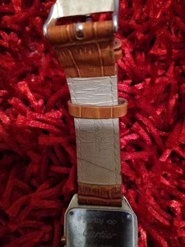 Cartier replica watch women quartz santos 100.Αρχική τιμή 200 € σε Άγιοι Ανάργυροι - εικόνες 6