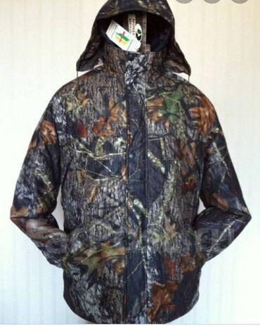Отличная дышащая, износостойкая, утепленная куртка от известного