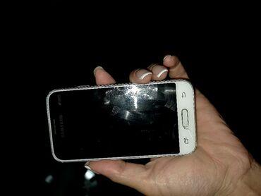 zapchasti na telefon в Кыргызстан: Б/у Samsung Galaxy J1 8 ГБ Белый
