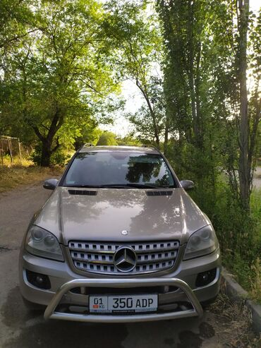 Mercedes-Benz ML 350 3.5 л. 2005 | 213226 км