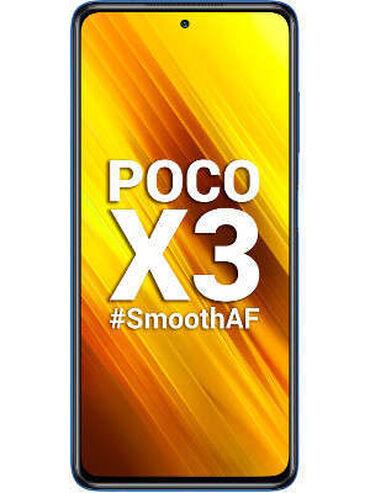 android чехол в Азербайджан: Xiaomi Poco X3 NFC 128GB Qiymət - 609 AZN 1 il Rəsmi zəmanətli