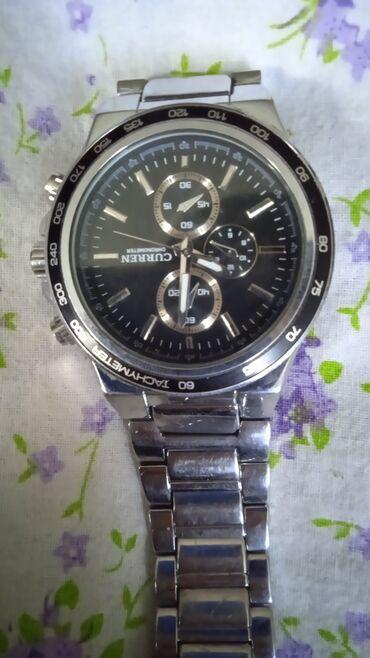 Личные вещи - Ат-Башы: Продаётся часы спортивный,вода неправитсаемый