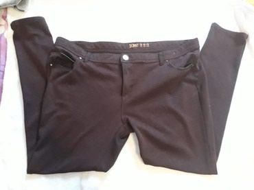 Bordo pantalone,jednom nosene,vel.46 - Pozega