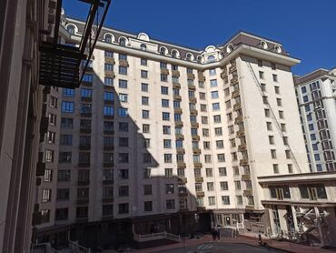 Новостройки - Кыргызстан: Продаю 1 комн кв в Жк Английский квартал, 46м2, 4 этаж из 14, псо