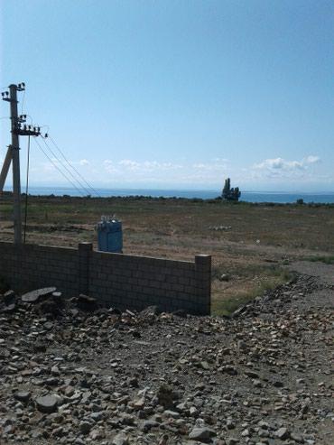 Продаю участок на Иссык-Куле,в в Бишкек