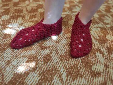 Вязанные изделия на заказ. Митенки, ажурные гольфы, джурабы, носки