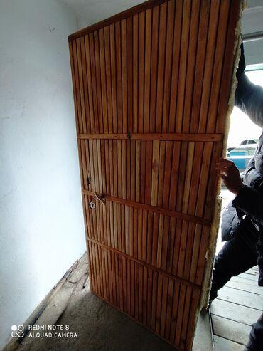 Сейфы - Кыргызстан: Бронированная дверь, готовая, надёжная, советкий металл, шарнир с