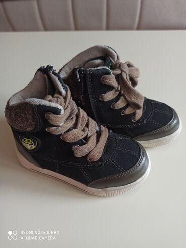 Dečije cipele br. 22 Zimske cipelice, postavljene, tople, broj 22. Ana