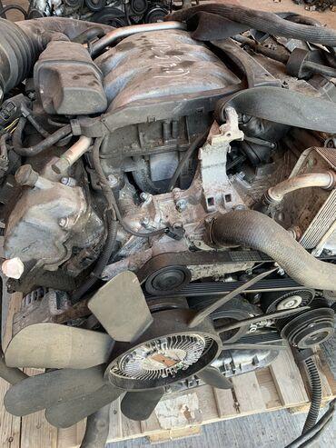 Ehtiyat hissələri və aksesuarlar - Azərbaycan: Mercedes Benz 112 motor 3.2 benzin, Almaniyadan getirilib, 2.4-2.6
