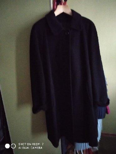 Шерстяное пальто бойфренд roberto drighi. италия. шерсть, кашемир+