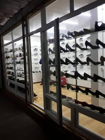 ремонт обувь в Кыргызстан: Ош шаарындагы кара_ суу базарында жайгашкан обувной магазин обувь рядд