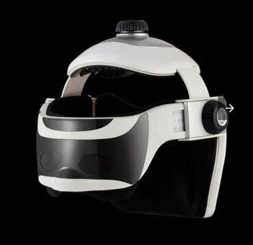 68 объявлений: Oyeal беспроводной вибрирующий шлем для головы и глаз с контроллером1
