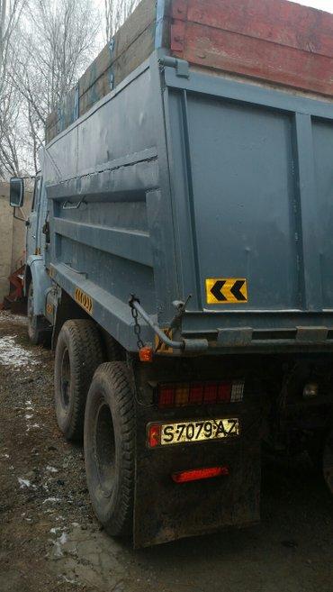 продаю камаз 5511 самосвал 1992 года. в отличном  состояний. машина бы в Бишкек - фото 4