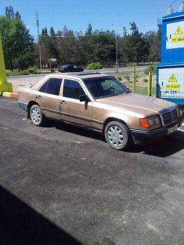 Транспорт - Михайловка: Mercedes-Benz W124 2.3 л. 1988