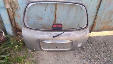 Продаю крышку багажника(без стекла) от Тойота дуэт или аналог Дайхатсу
