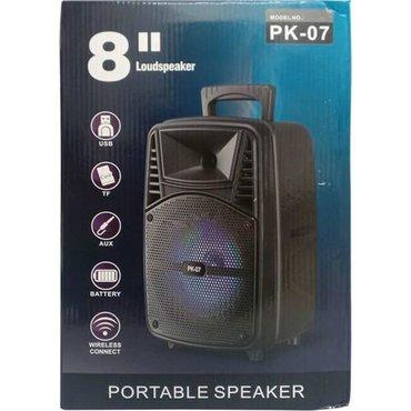 Bluetooth speaker Dinamik PK-07Yukses ses, bass ve mikrafonlusimsiz /