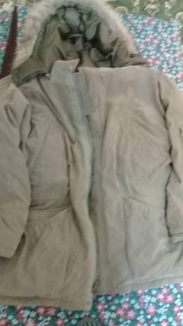 Мужская одежда - Кок-Ой: Продаётся зимняя куртка аляска( парка) 3XL-500s. Канада тел