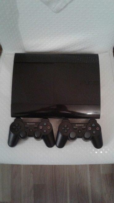 Bakı şəhərində Playstation 3 Slim ve Super Slim modellerinin satisi..Xaricden gelme