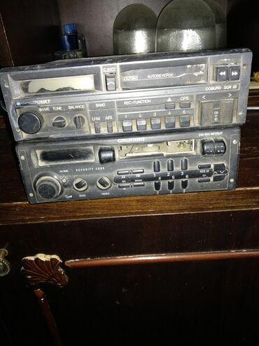 Магнитолы - Сокулук: Продам Автомагнитолы кассетный импорть осталось 2штук