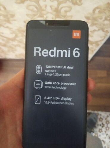 Новый Xiaomi Redmi 6 32 ГБ Черный