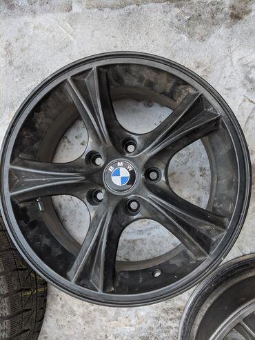 Комплект дисков BMW 4 диска(без резины)Диаметр 16Ширина 8Вылет (ET)