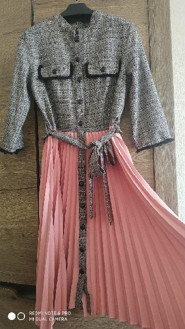 размер 44 платья в Кыргызстан: Продаю новое платье отличного качества.Турция 44-46 размера. Можно пос