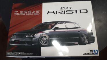 Моделька конструктор Аристо/Aristo, в обвесе K-break, оригинал Япония