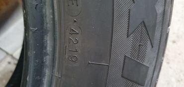 Резина 225/65/17,почти новая покупал в прошлом году шинном центре.Шины