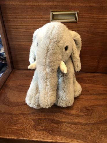 Мягкий слоник дамбо!!!! Новый! Привозили с москвы! в Бишкек