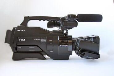 Видеокамера SONY HXR-MC1500PСостояние отл. плюс фонарь фирмовый от