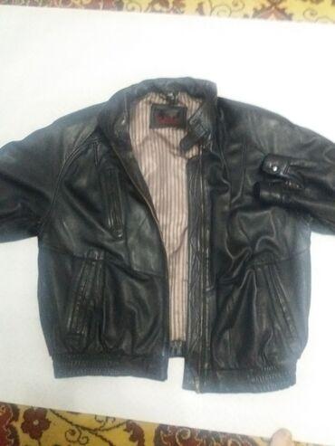 продам почки в Кыргызстан: Куртка импортная б/У, весенне-осенняя.в хорошем состоянии, кожаная