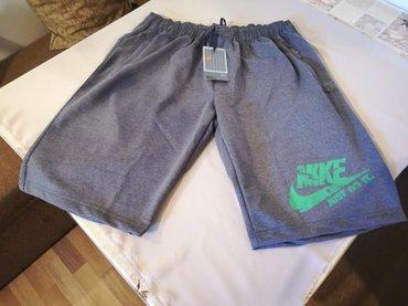 Nove muske pamucne bermude Nike. Turske. Vrlo dobre muske pamucne - Belgrade