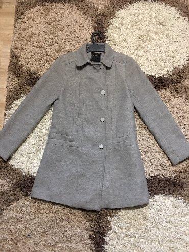 palto shikarnoe в Кыргызстан: Продаю пальто. Деми. В хорошем состоянии. Длина чуть выше колен. Брала