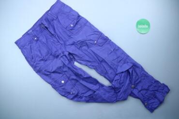Жіночі яскраві штани S.Oliver, р. М   Довжина: 96 см Довжина кроку: 68