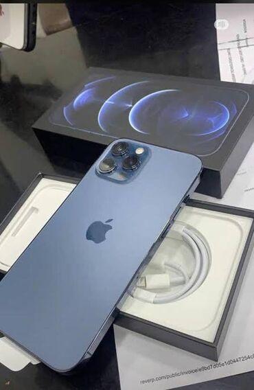 iphone 6 yeni - Azərbaycan: Təmir edilmiş iPhone 12 Pro Max 256 GB Qara