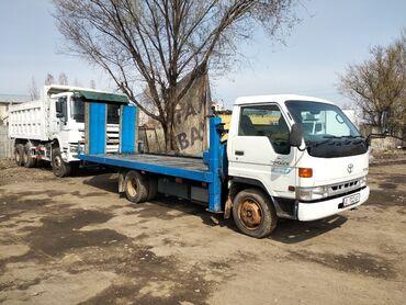 услуги фрезеровщика в Кыргызстан: Эвакуатор | С прямой платформой Бишкек