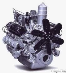 Продаю двигатель газ53 с коробкой и в Кемин