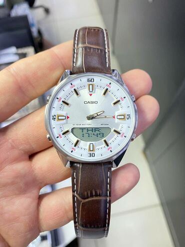 10781 объявлений: Мужские часы от Casio новиеки!!!Функции : записная книжка