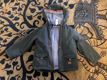 C&A baby club 92Savrsena jaknica za prelaz, postava se skida, kao